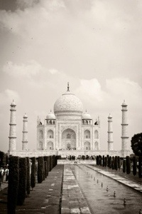 The Majestic Taj Mahal