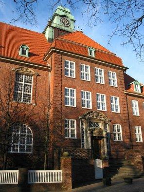 My Beautiful School Building
