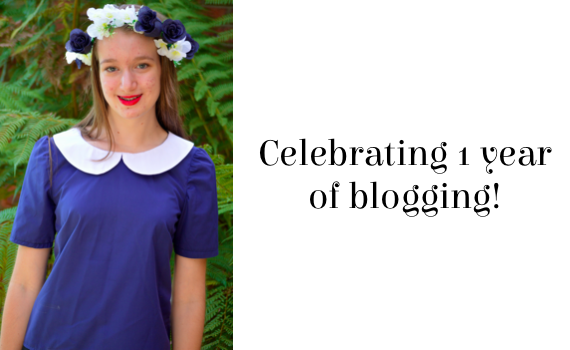 1 year of Blogging!