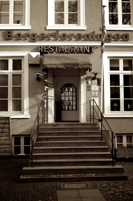 The Borgerforeningen Restaurant.