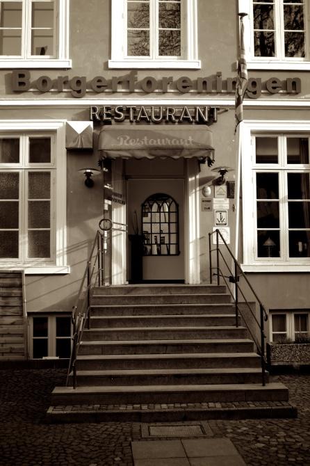 The Borgerforeningen Restaurant.