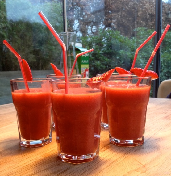 Our delicious smoothies