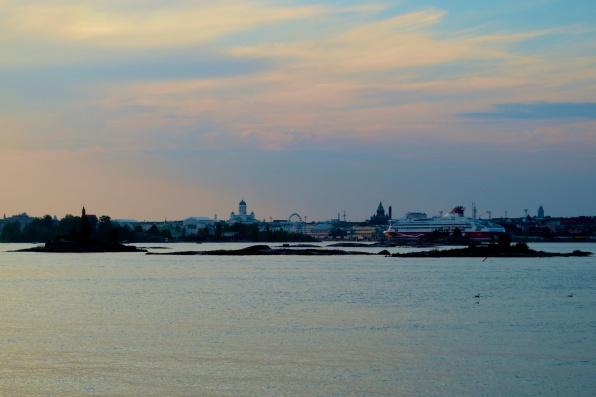 Skyline and Archipelagos